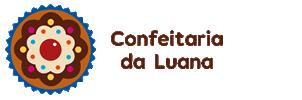 Logotipo Cursos Confeitaria da Luana Davidsohn